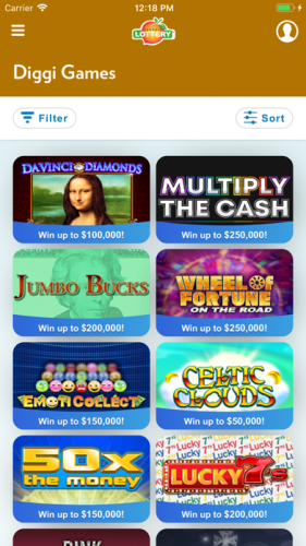 Georgia Lottery Official App 2